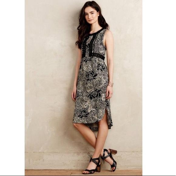 77821bead0d8 Anthropologie Dresses & Skirts - Holding Horses Anthropologie Sleeveless  Dress 0